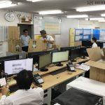 ハーバーハウス燕三条支店 第二事務所増設!一日目
