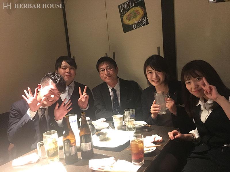 ハーバーハウス不動産部新卒のイエステーションフォロー研修!