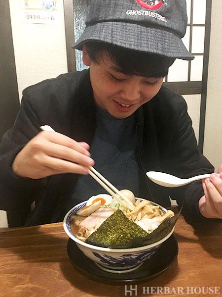 ハーバーハウス不動産部中村 同期と夕食!
