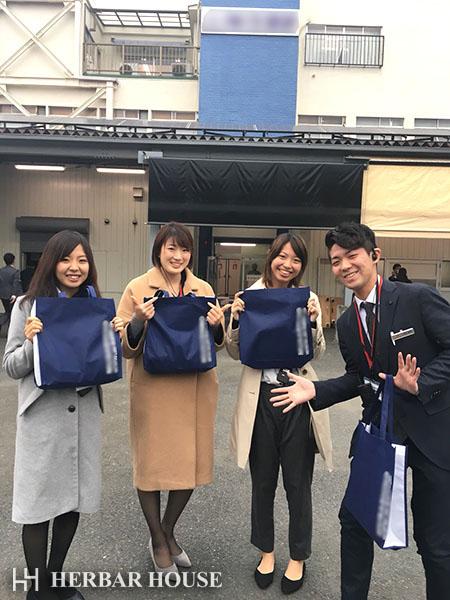 ハーバーハウス新卒 東京研修に行ってきました。