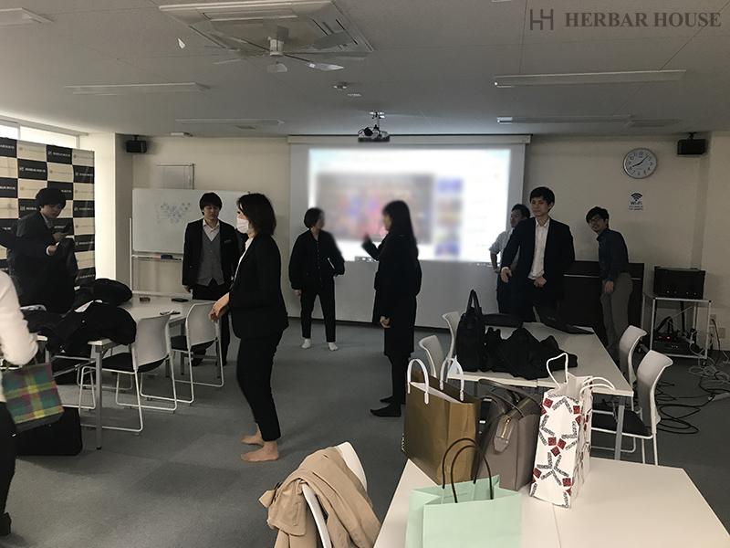 ハーバーハウス新入社員、秘密の特訓中!?