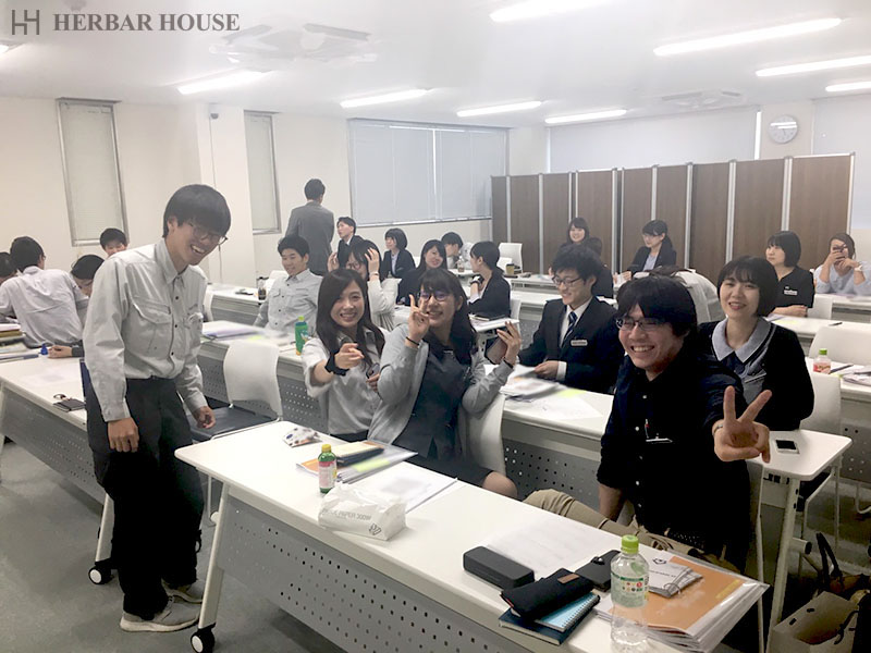 ハーバーハウス新入社員オープンハウス研修&自炊修行!