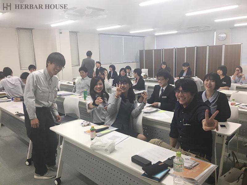 ハーバーハウス新入社員ブログ オープンハウス研修