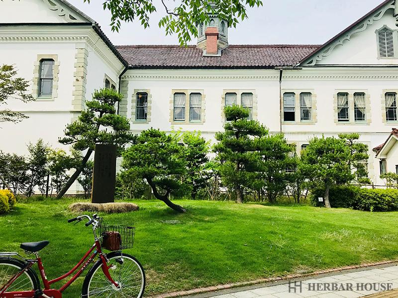 ハーバーハウス新入社員ブログ お散歩とバーベキュー