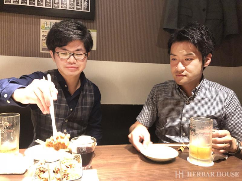 ハーバーハウス新入社員ブログ 「○○課の方とご飯」&「ADM」
