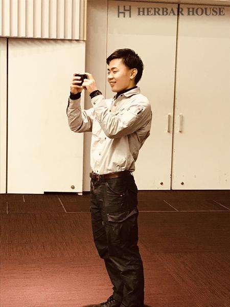 ハーバーハウス新入社員ブログ 同じ部署の同期にインタビュー☆