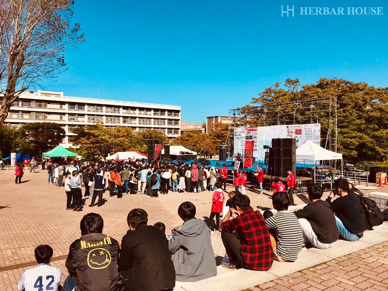 ハーバーハウス新入社員ブログ お祭り+お祭り!?