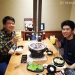 ハーバーハウス長岡支店小倉の「先輩社員とサシ飲みニケーション!」