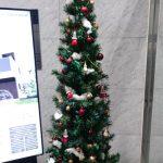 ハーバーハウス長岡支店小倉の「長岡支店のクリスマスツリー!」「冬のシンプル料理!」