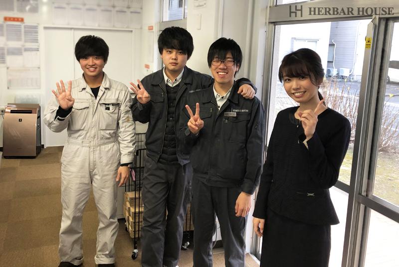 ハーバーハウス新入社員ブログ 最近の山木戸事務所は…?Part2☆